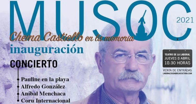 MUSOC con Chema Castiello en la memoria
