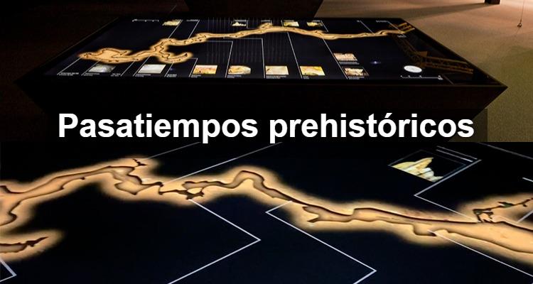 Pasatiempos prehistóricos