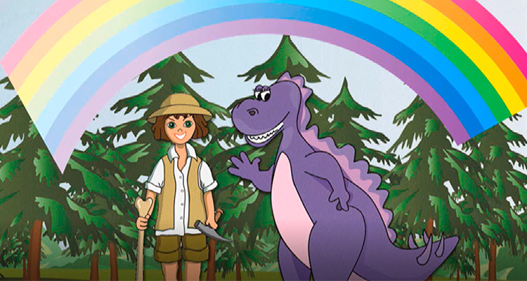 Cuentacuentos Laura Icnita y los dinosaurios