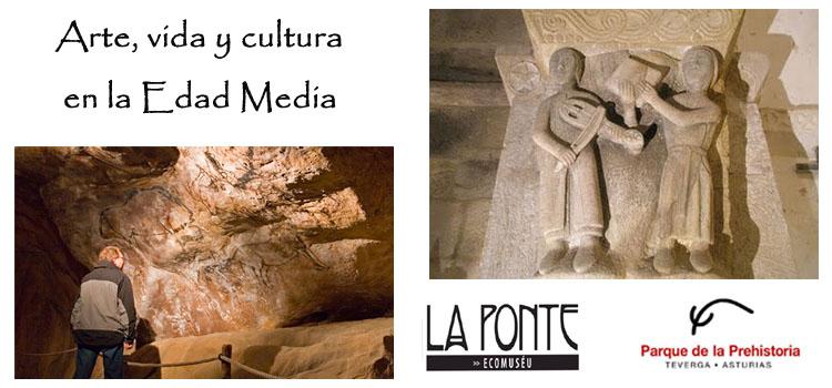 Asturias con niños :Arte, vida y cultura en la Edad Media en Teverga