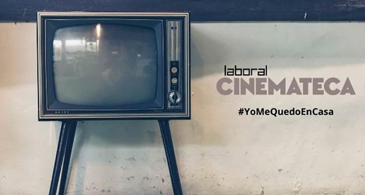 Laboral Cinemateca en Casa