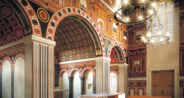 Santullano, un viaje al siglo IX