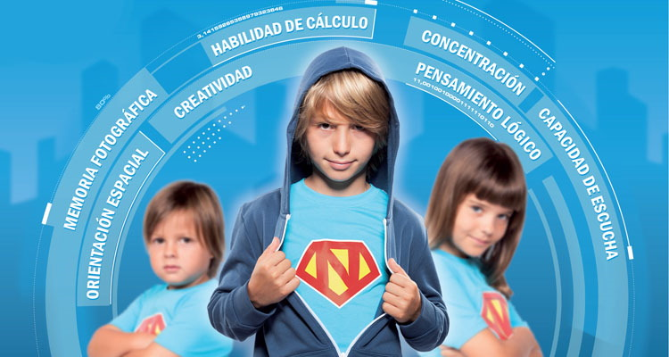 Ven a descubrir tu superpoder