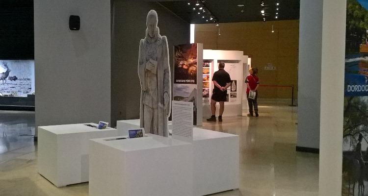 Exposición temporal El primer Arte. La Dordoña en Asturias