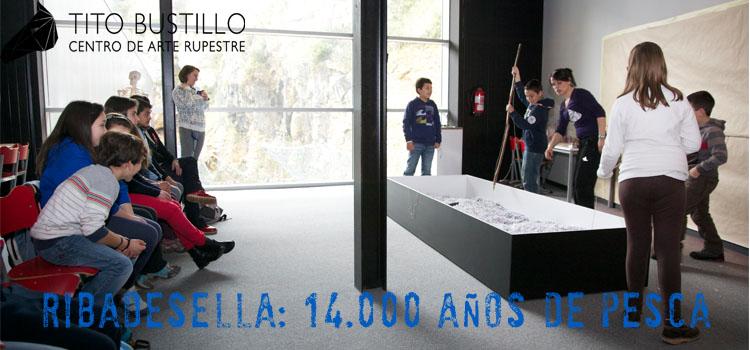 Asturias con niños: Ribadesella: 14.000 años de pesca