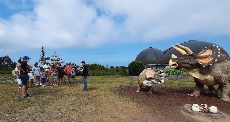 Descubriendo la Costa de los Dinosaurios