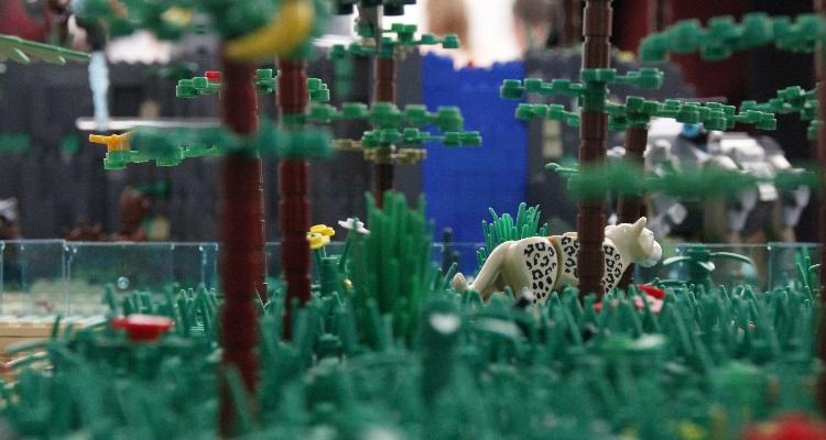 10.000 a. L. (Antes de Lego®) para peques