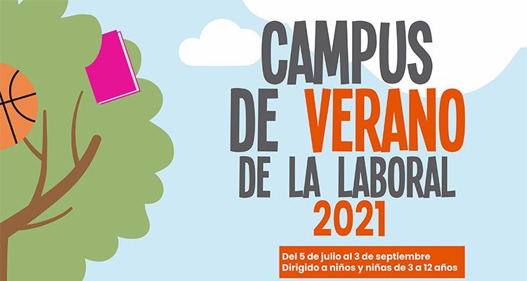 Campus de Verano de la Laboral 2021
