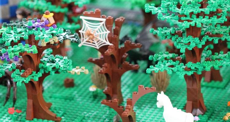 Visita-taller infantil: ´10.000 a. L. (Antes de Lego®)´