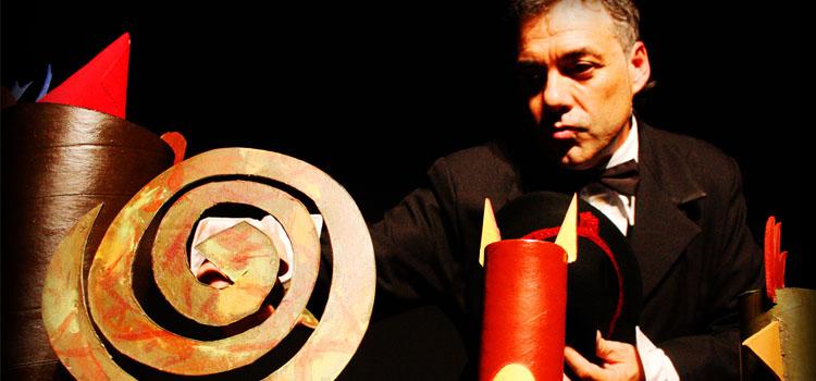Asturias con niños: Vamos al teatro! Sembrando Historias de Kamante Teatro