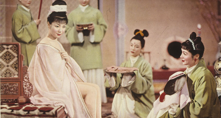 La emperatriz Yang Kwei Fei