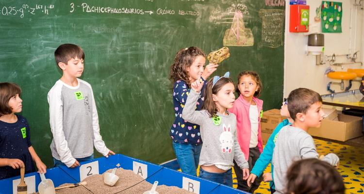 Taller infantil: Conviértete en un paleontólogo