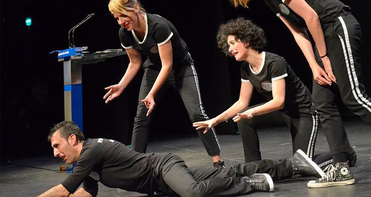 Taller de improvisación teatral: estructuras narrativas