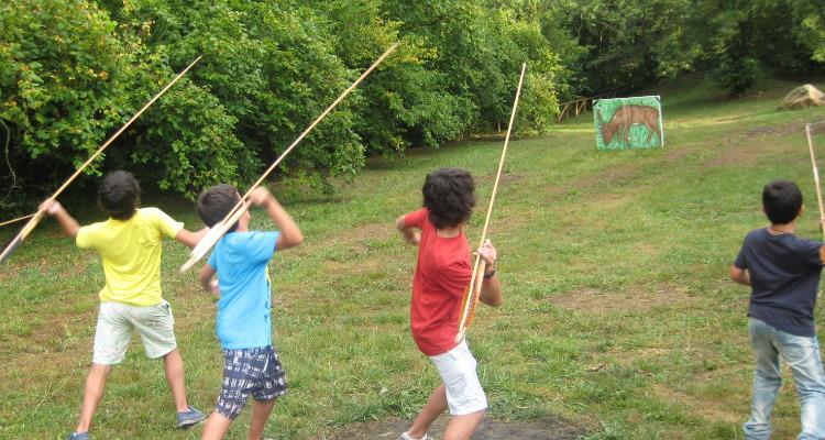 Taller de caza: De carroñeros a depredadores
