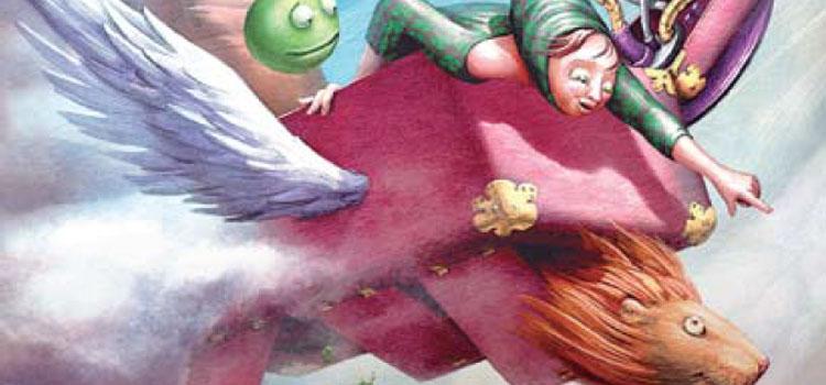 Asturias con niños: Cuatro hojas y la máquina fantabulosa en Gijón