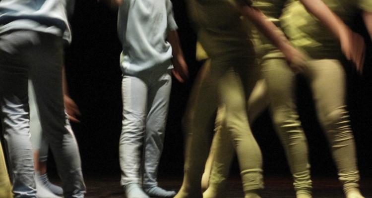 Jugando con la danza