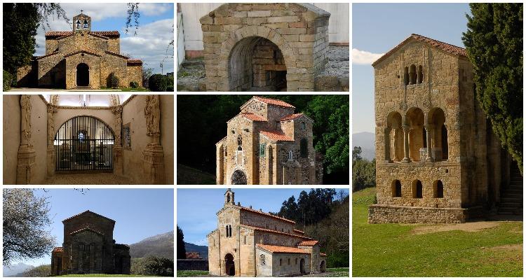 Exposición el entorno de los Monumentos del Prerrománico Asturiano