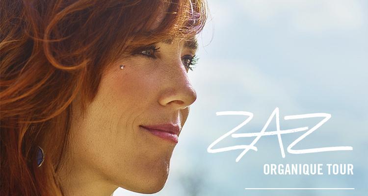 zaz-organique-tour